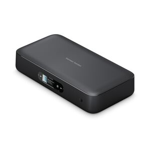 Harman Kardon Citation Adapt - Black - The compact wireless digital AV  adapter - Hero